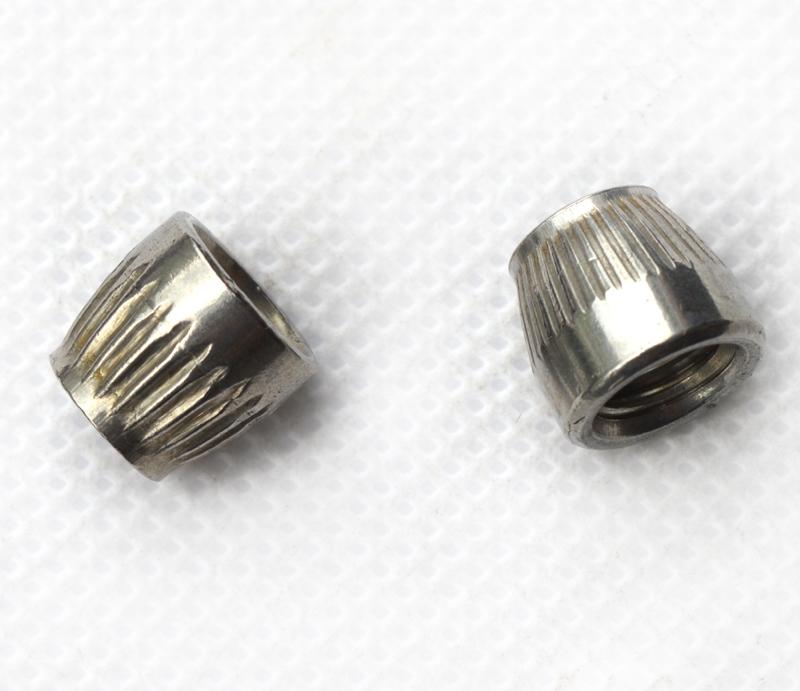 不锈钢锥形螺母