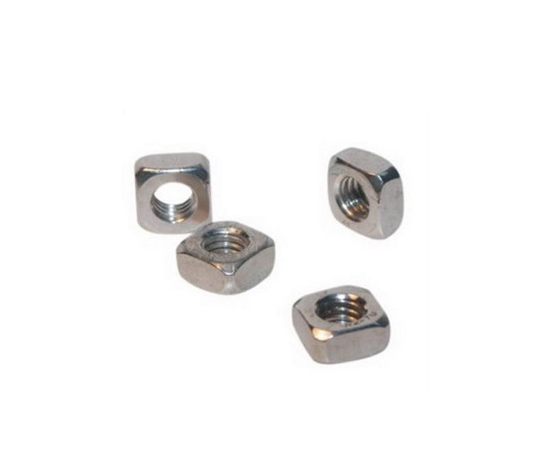 不锈钢方形螺母